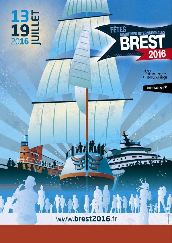 Affiche Brest 2016