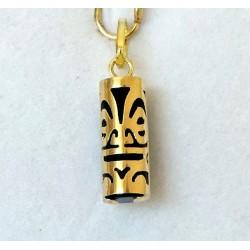 Tiki - Pendentif Or Jaune 18 carats