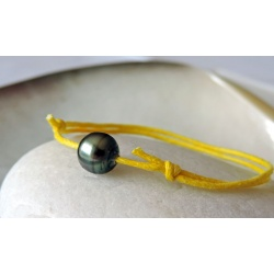 Vaiana - Bracelet Véritable Perle de Tahiti