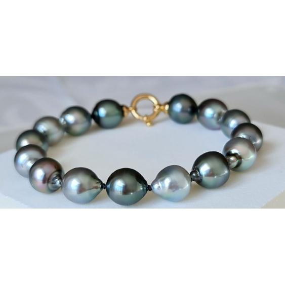 Manava - Bracelet Perles de Tahiti - Ô Perles du Paradis