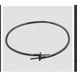 Toi&Moi - Bracelet Or Blanc 18K pour Perle de Tahiti