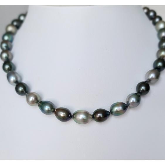 Hina Perles des Ô - Collier en Perles de Tahiti