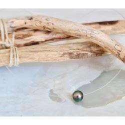 Funambule - Collier en Perle de Tahiti