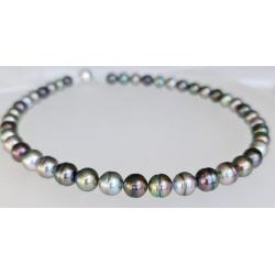 Vaimiti Perles d'Ô - Collier en Perles de Tahiti