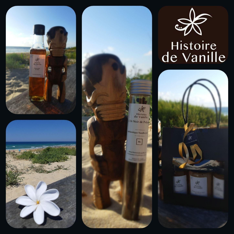 HISTOIRE DE VANILLE
