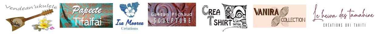 collectif artisans polynésie en France