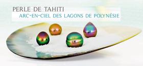 Couleurs Naturelles des Perles de Culture de Tahiti